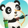 熊猫射箭:弓箭手大作战