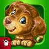 躲猫猫! 适合1至3岁儿童有趣的动物教育游戏