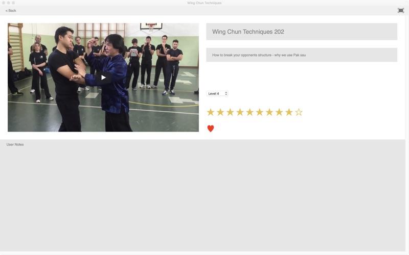 Wing Chun Techniques screenshot 5