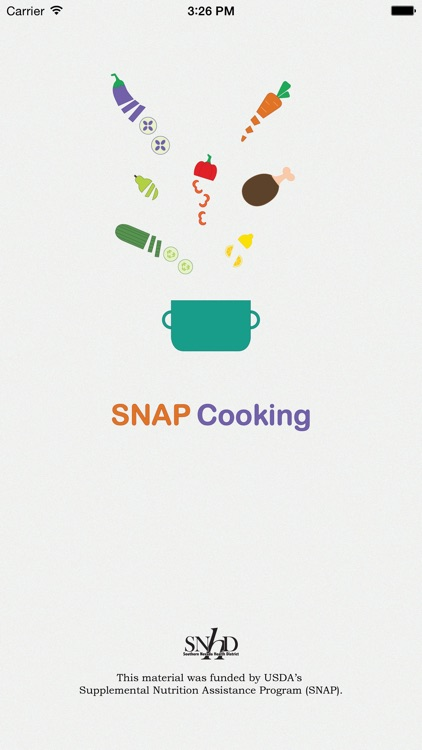 SNAP Cooking