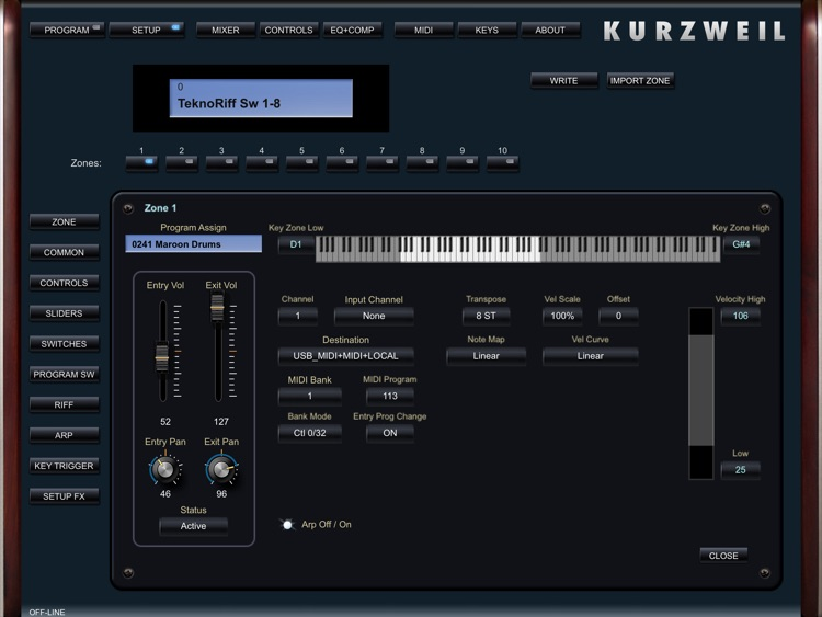 PC3 Sound Editor screenshot-4