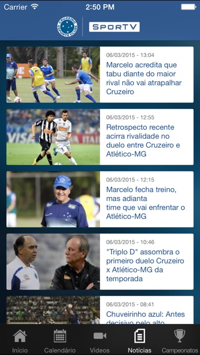 Baixar Cruzeiro SporTV para Android