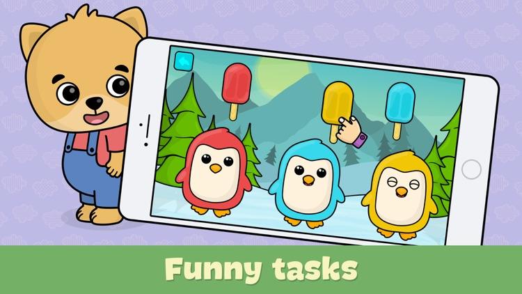 Kindergarten learning games 2+ screenshot-4
