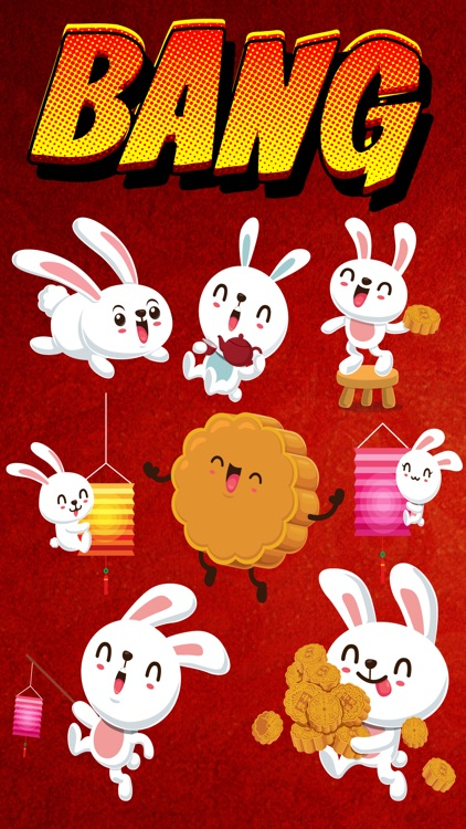 Mid-Autumn Festival Stickers