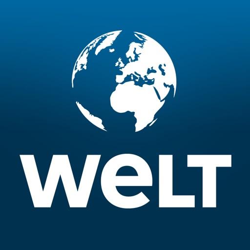 WELT Edition application logo