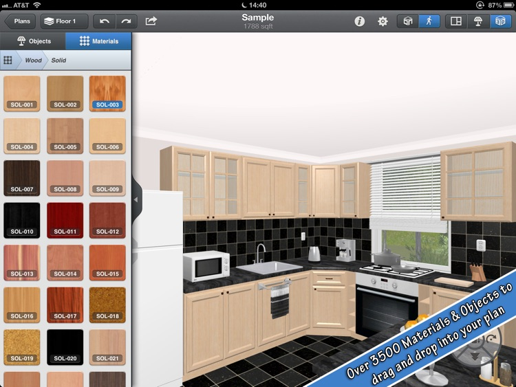 Interior Design For Ipad By Black Mana Studios