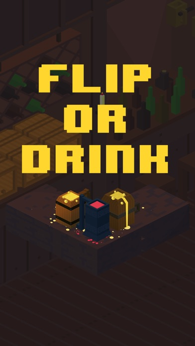 Flip or Drink: a Knight's Game screenshot one