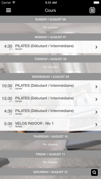 LE MEILLEUR DU PILATES screenshot four