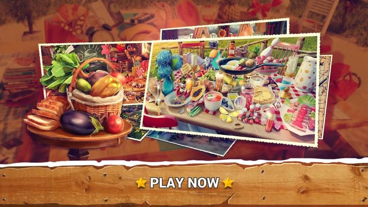 Hidden Objects Food screenshot-3