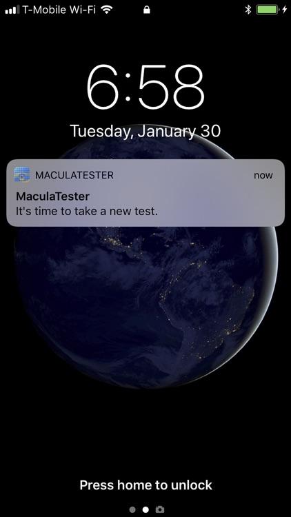 MaculaTester screenshot-4