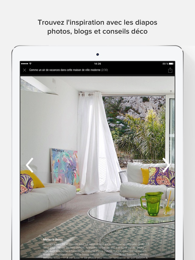 Côté Maison im App Store