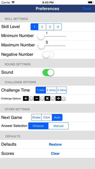 Math Magic Screenshot 3