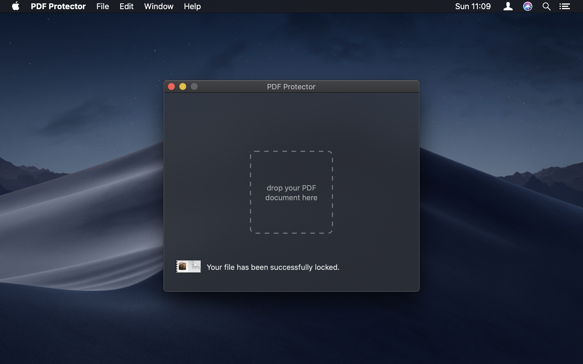 PDF Protector Mac 破解版 PDF加密与解密-麦氪派