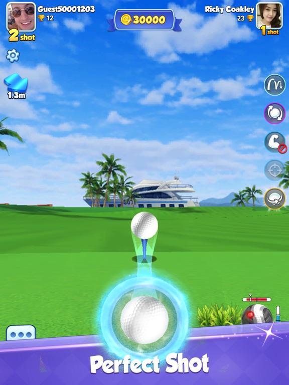Golf Rival screenshot 9