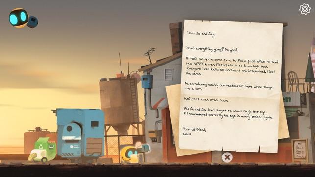 Abi: A Robot's Tale Screenshot