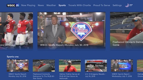 WBOC TV Delmarva's News Leader | App Price Drops