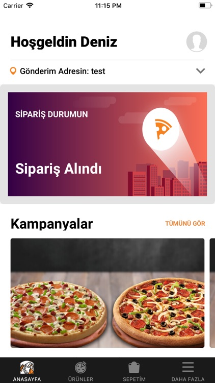 Little Caesars Türkiye screenshot-0