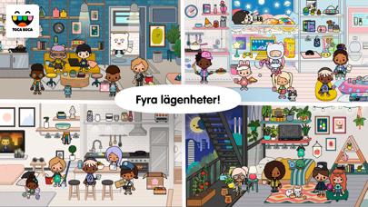 Screenshot for Toca Life: Neighborhood in Sweden App Store