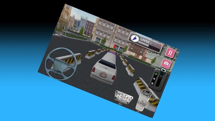 3D Limo Parking Simulator