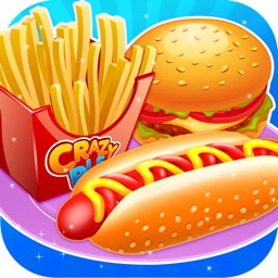 Street Food - Cooking Fever