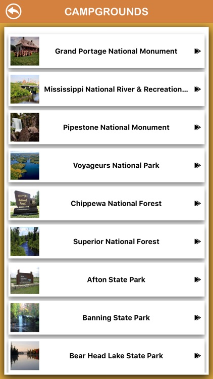 Minnesota National Parks