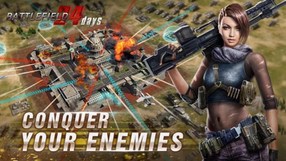 Screenshot #10 for Battlefield 24 Days