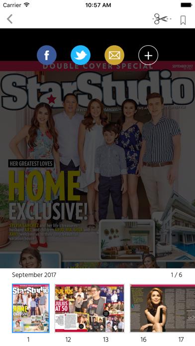 StarStudio (Magazine) screenshot 2