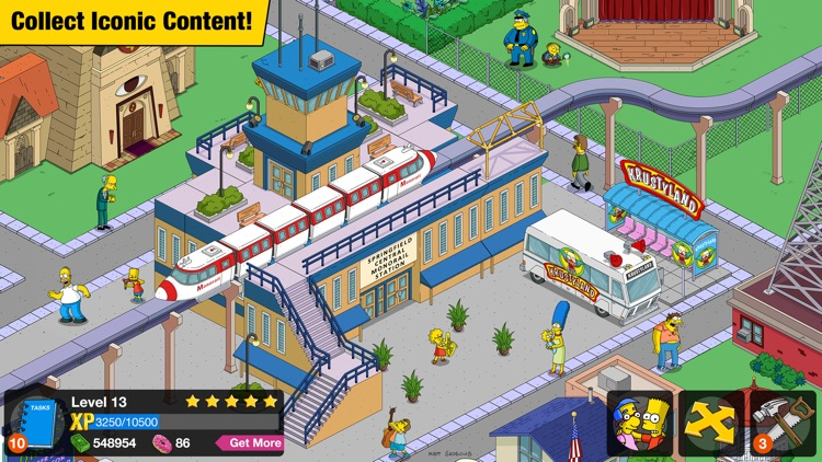 The Simpsons™: Tapped Out screenshot-3