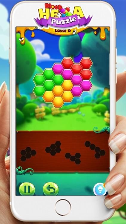 Block Hexa Puzzle 2018 screenshot-4