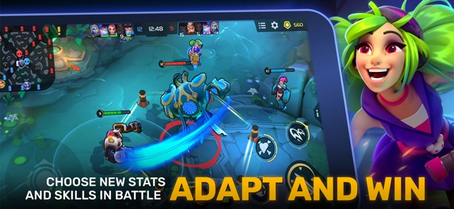 Planet of Heroes - MOBA 5v5 on the App Store