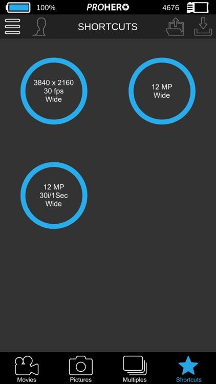 ProHero App for GoPro® Cam screenshot-6