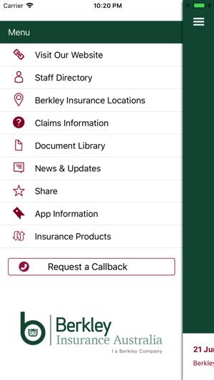 Berkley Insurance Australia on the App Store