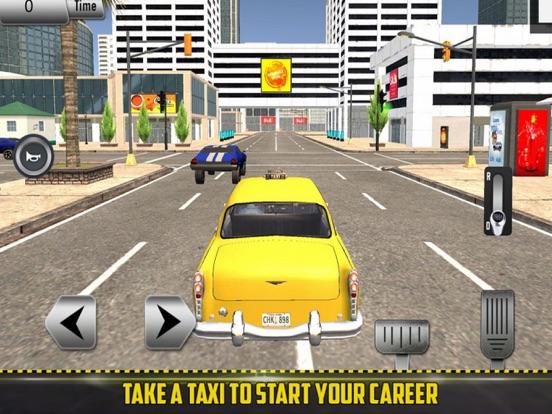 Taxi Customer: Driving SIM screenshot 4