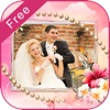 Wedding Square Photo Frame