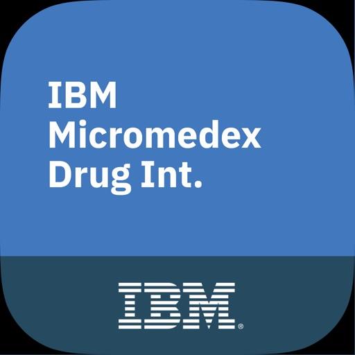 IBM Micromedex Drug Int.