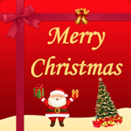 Christmas Wishes Card.Merry Christmas Greetings Card By Hitendrasinh Gohil