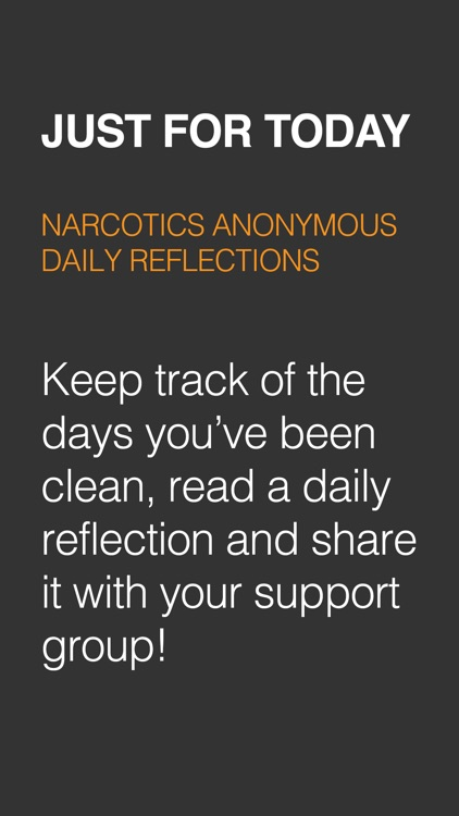 JFT Narcotics Anonymous Daily Reflections