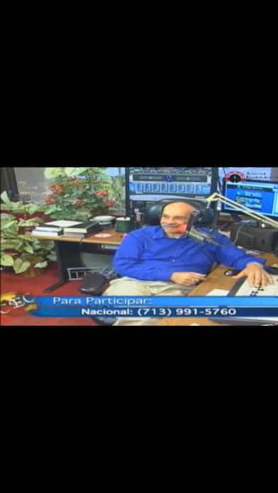 Radio Aleluya screenshot two
