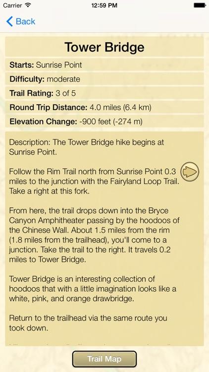 Hiking Bryce Canyon N. P. screenshot-3