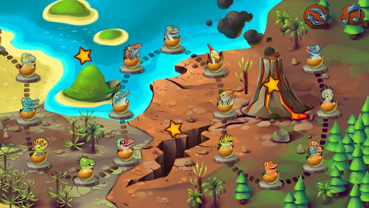 Dinoboom Puzzles screenshot-4