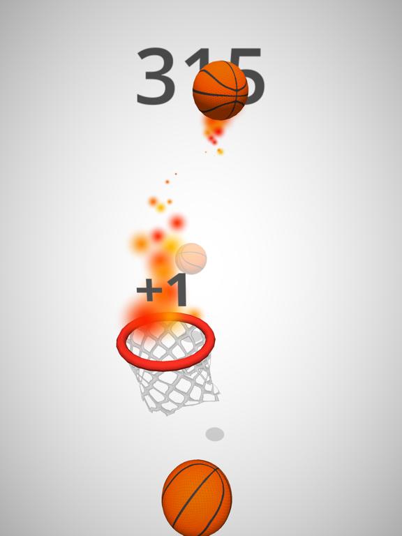Скачать игру Dunk Hoop