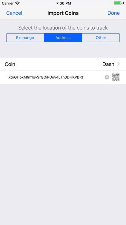Coinstream - Crypto Portfolio screenshot-5