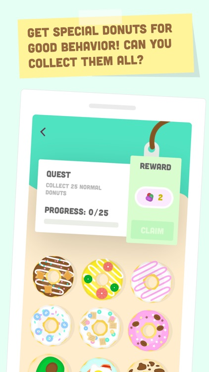 Donut Dog: Feed your focus! screenshot-4