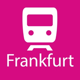 Frankfurt Rail Map Lite