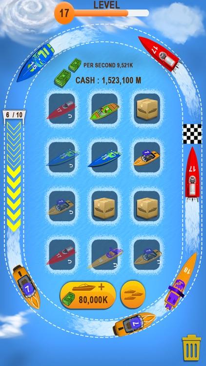 Merge Boats Idle Ships Clicker screenshot-3
