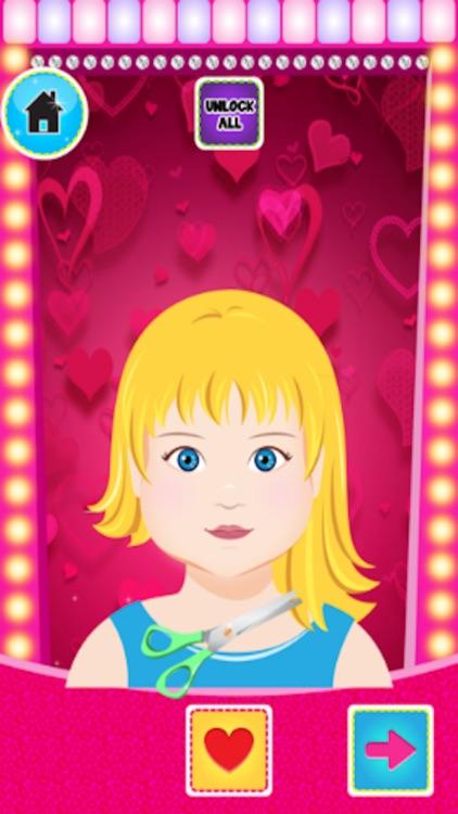 Baby Hair Spa Saloon Makeover screenshot-3