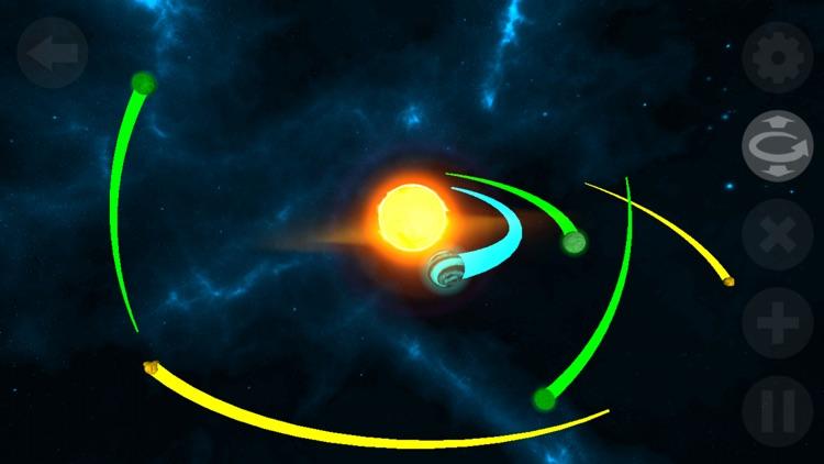 Galaxy Space Simulator 3D Pro screenshot-4
