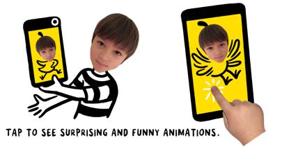 CHOMP by Christoph Niemann - funny video stories for kids Screenshot 2