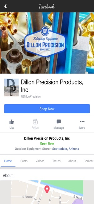 Dillon Precision Products, Inc on the App Store