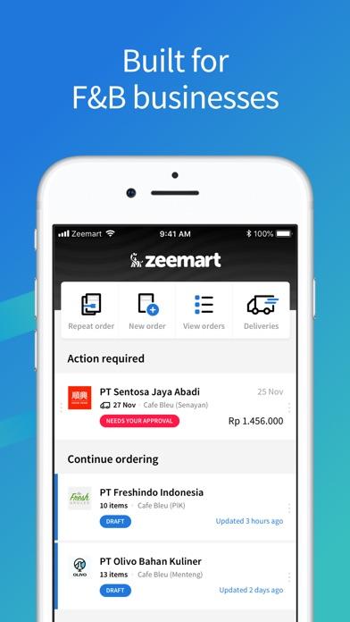 Zeemart ID